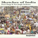 Sketches of India Pierre Dorge Cover