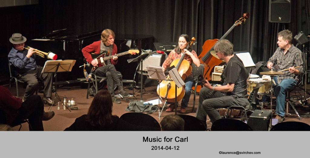 AA 2014-04-07 Music for Carl
