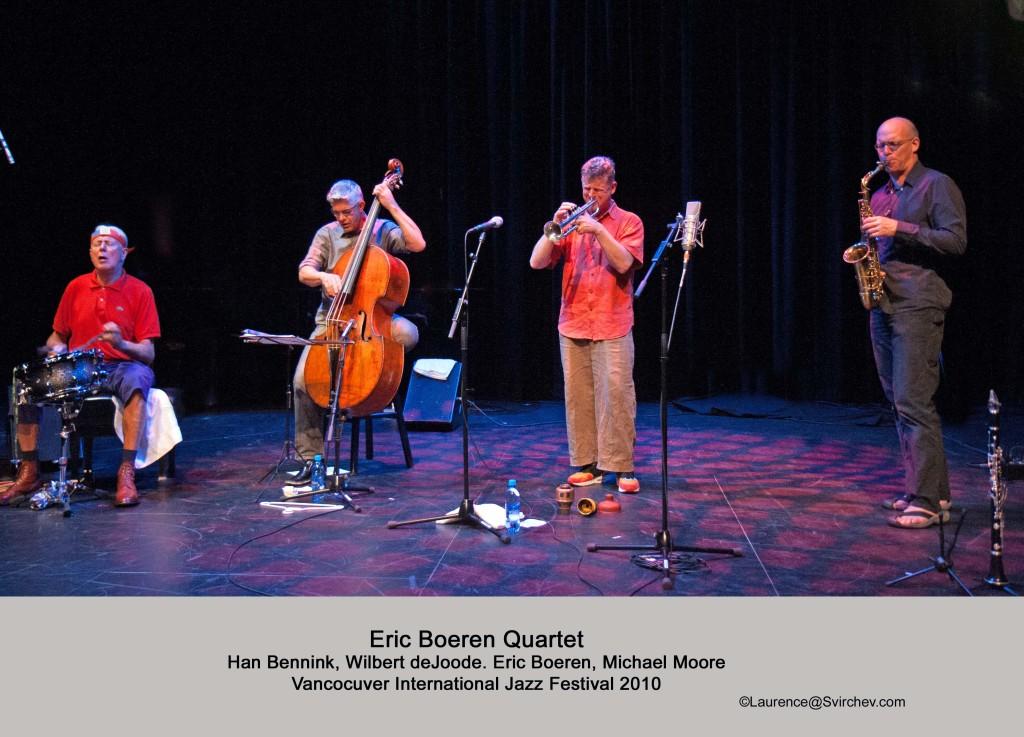 2010-06 Eric Boeren Quartet 1